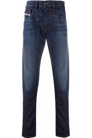 Diesel D-Strukt mid-rise straight-leg jeans