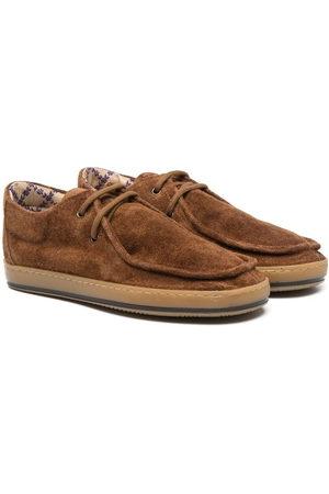 PèPè Suede lace-up shoes