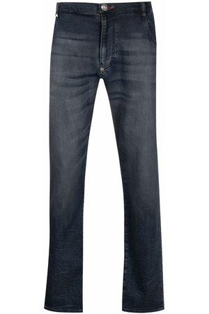 Philipp Plein Slim-cut jogging jeans