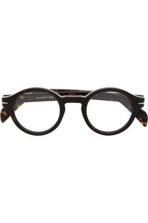 DB EYEWEAR BY DAVID BECKHAM Round frame glasses