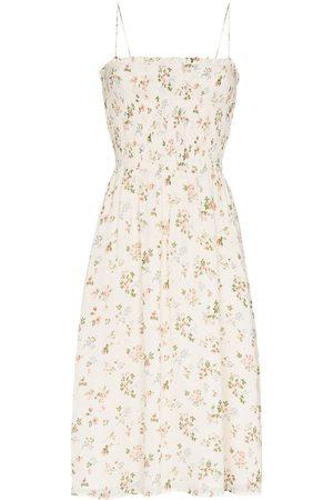 Reformation Women Dresses - Sable smock dress - Neutrals