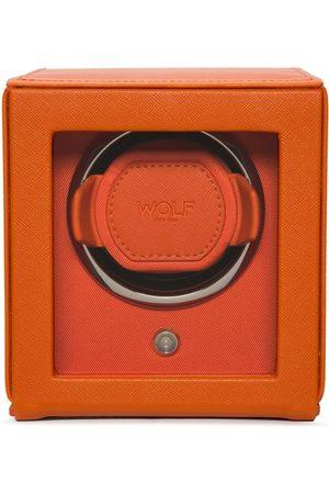Wolf Cube logo watch winder