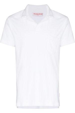 Orlebar Brown Men Polo Shirts - Riviera short-sleeve polo shirt