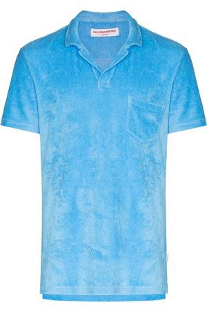 Orlebar Brown Riviera short-sleeve polo shirt