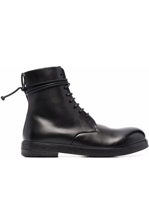 MARSÈLL Men Lace-up Boots - Zucca Zeppa lace-up boots
