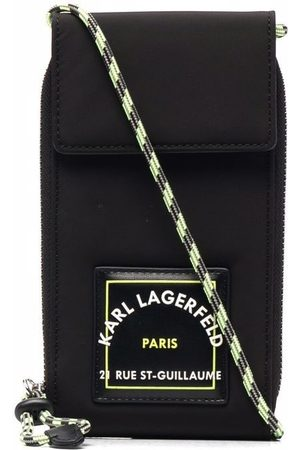 Karl Lagerfeld Women Phones Cases - RSG patch phone pouch