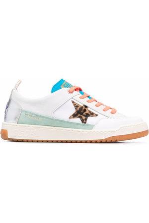 Golden Goose Men Sneakers - Yeah low-top sneakers - 80387 LEO