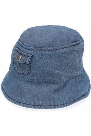 Tartine Et Chocolat Denim bucket hat