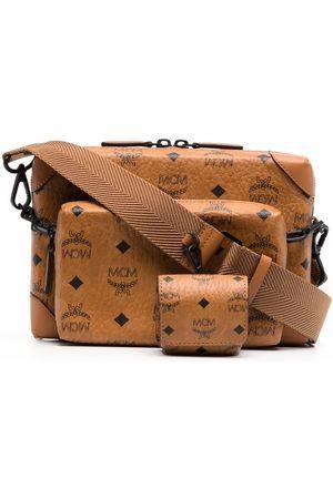 MCM Bags - Berlin monogram messenger bag