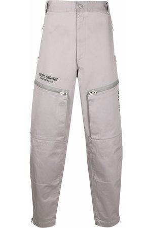 Diesel Green Label workwear trousers - Grey