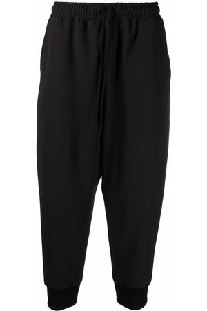 Alchemy Pants - Cropped tapered trousers