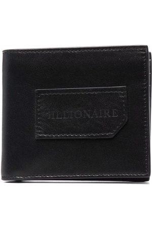 BILLIONAIRE Men Wallets - Institutional embossed-logo wallet