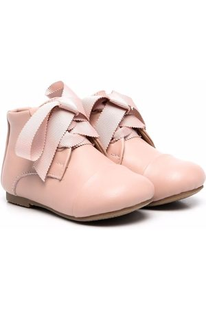 Age of Innocence Jane leather ankle boots