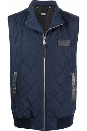 BILLIONAIRE Institutional quilted gilet