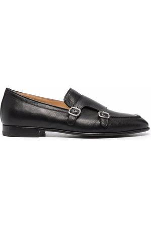 Scarosso Men Formal Shoes - Ernesto buckle-detail monk shoes
