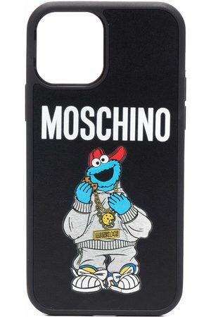 Moschino X Sesame Street iPhone 12/12 Pro case