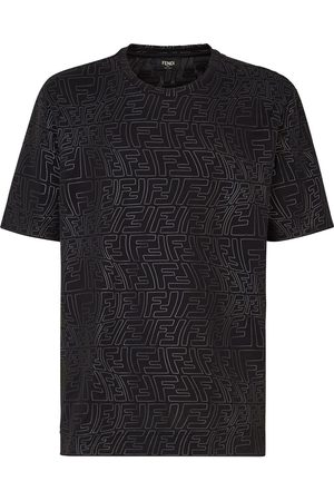 Fendi Monogram pattern T-shirt