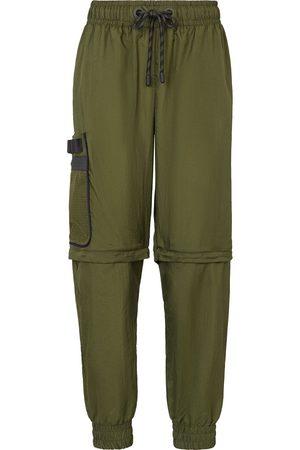 Fendi Convertible cargo trousers