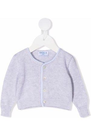 SIOLA Cardigans - Orlando cotton cardigan - Grey