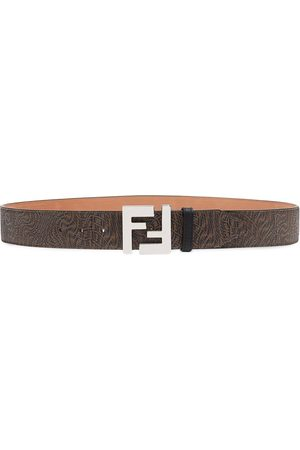 Fendi FF-buckle belt