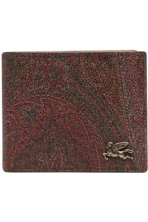 Etro Paisley-print wallet