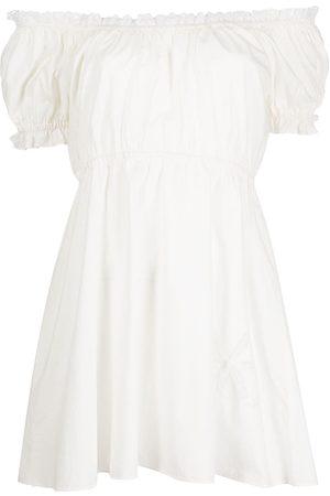 Morgan Lane Ava ruched dress