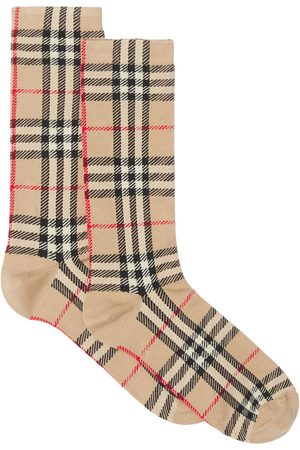 Burberry Socks - Vintage Check-pattern socks
