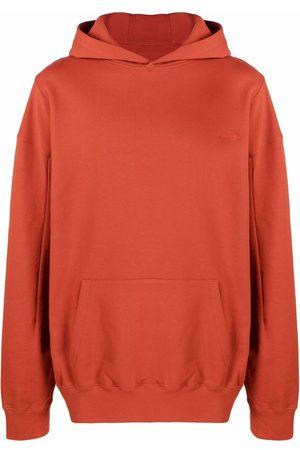 A-cold-wall* Men Hoodies - Embossed-logo pullover hoodie