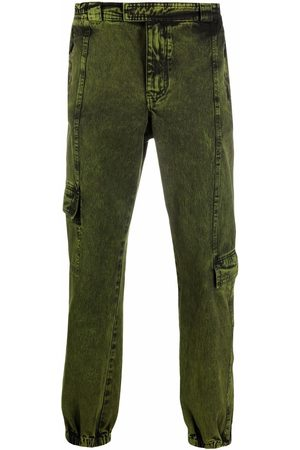A-cold-wall* Men Cargo Pants - Memory cargo trousers - Grey