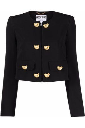 Moschino Teddy Bear buttons jacket