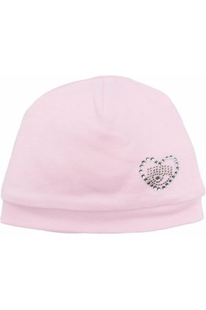 Chiara Ferragni Embroidered-design patch-detail hat