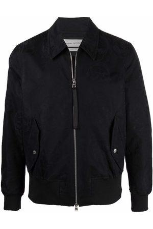 Alexander McQueen Skull-motif shirt jacket