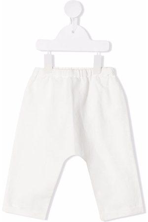 OPILILAI Straight-leg track pants