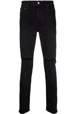 KSUBI Chitch Krow Krushed slim-fit jeans