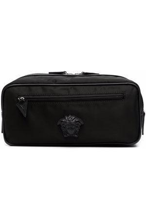 VERSACE Men Toiletry Bags - La Medusa wash bag