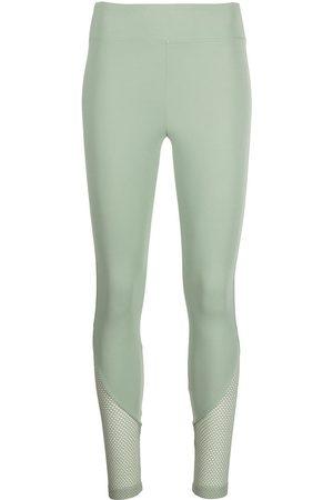 Koral Women Leggings - Mesh-panelled stretch leggings