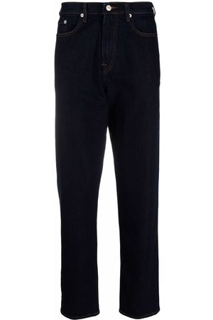 Paul Smith Men Straight - Tapered-cut jeans