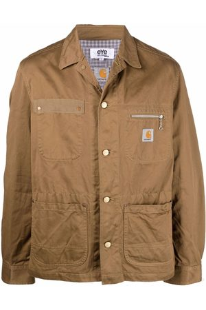 JUNYA WATANABE Zip chest-pocket shirt jacket