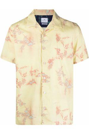 Paul Smith Floral-print shirt