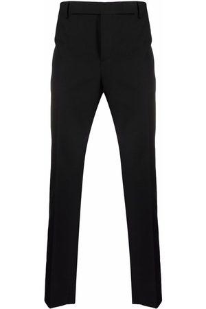 Saint Laurent Men Formal Pants - Pressed-crease tailored trousers