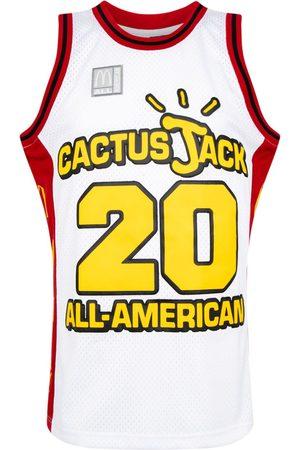 Travis Scott Astroworld X McDonald's Cactus Jack All American tank top