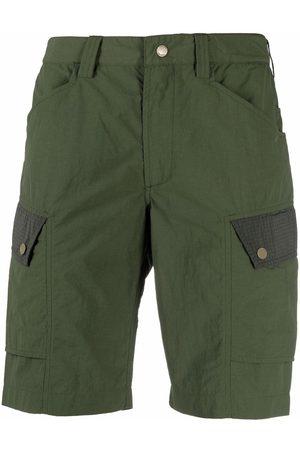 Maharishi Contrast trim cargo shorts
