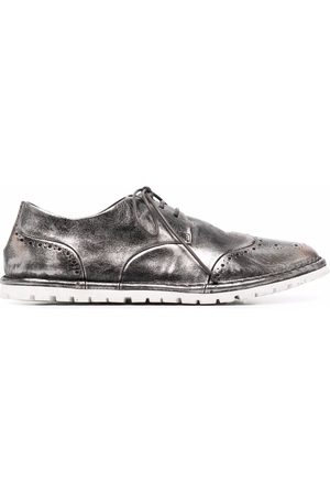 MARSÈLL Embossed derby shoes