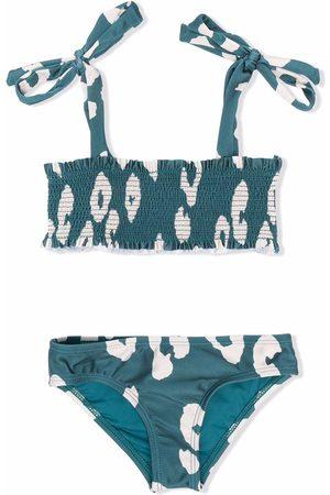 ZIMMERMANN Leopard-print bikini