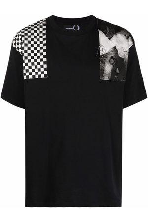 Fred Perry Men T-shirts - Photograph-print cotton T-shirt