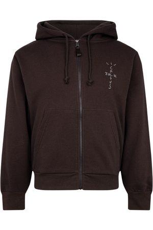 Travis Scott Astroworld Yup rhinestone hoodie