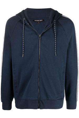 Michael Kors Side-logo zipped hoodie