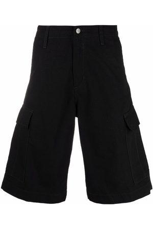 Carhartt Men Shorts - Knee-length chino shorts