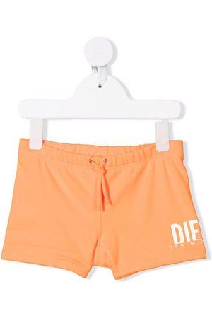 Diesel Kids Boys Swim Shorts - Logo swim shorts