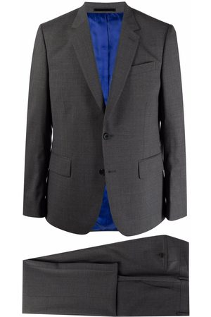 Paul Smith The Soho single-breasted suit - Grey